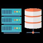 ホームページ公開用スペース・データベース図